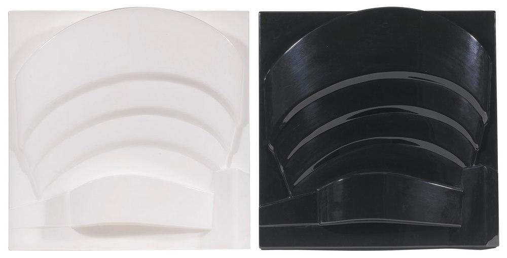 Richard Hamilton-Guggenheim (Black), Guggenheim (White)-1970