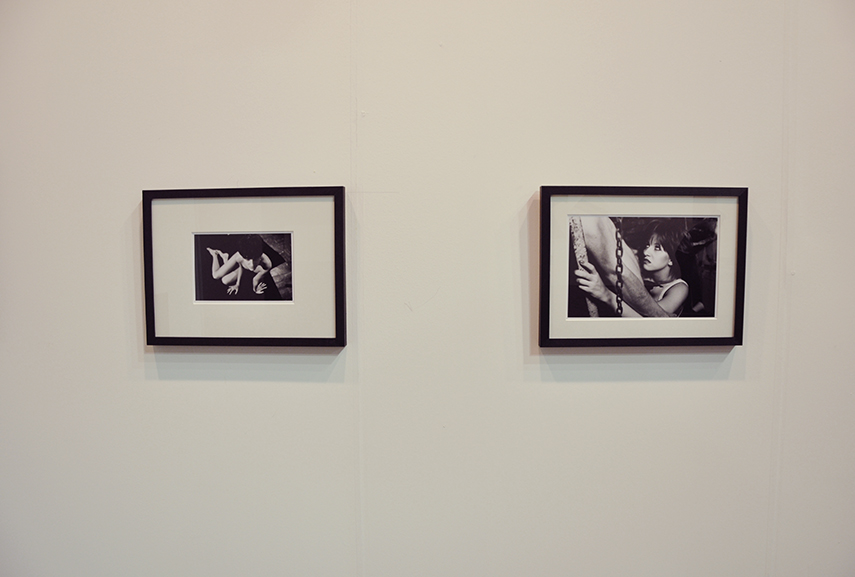 Richard Kern photographs at Guidi & Schoen