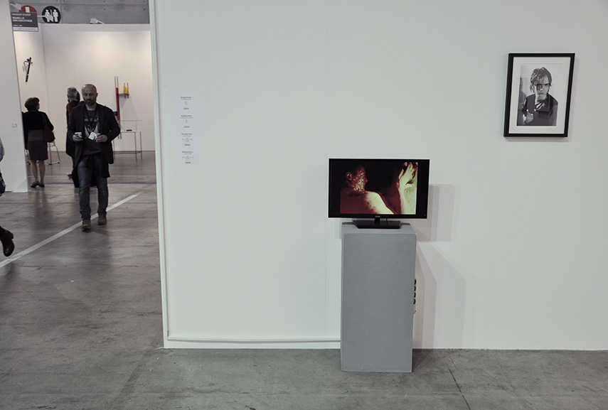 Richard Kern videos at Guidi & Schoen