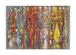 Richard Pousette-Dart-Blood Wedding-1958