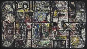 Richard Pousette-Dart-Untitled-1943
