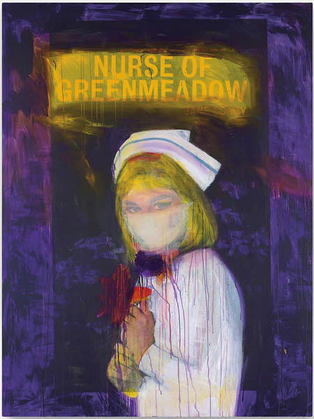 Richard Prince - Nurse of Greenmeadow, 2002