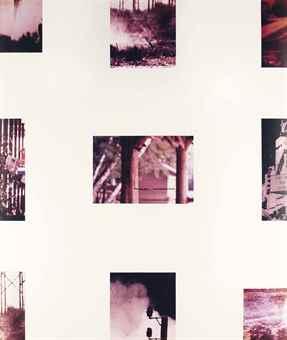 Richard Prince-The Cars Leap and Smash-1987