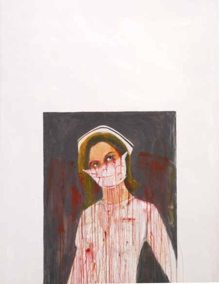 Richard Prince-Untitled (Nurse)-2006