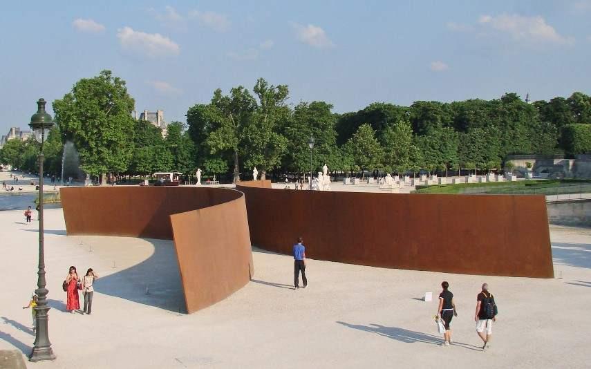 Richard Serra - Clara Clara