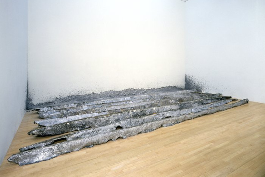 Richard Serra gallery images 2007