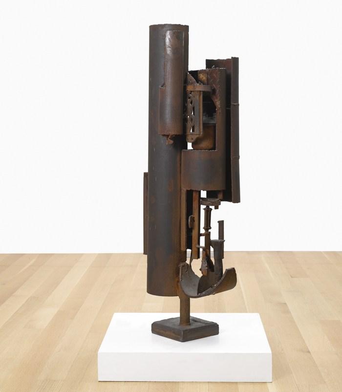 Richard Stankiewicz-Untitled-1964