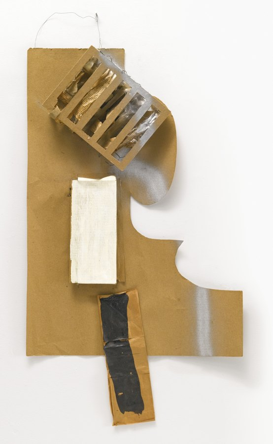 Richard Tuttle-Winter Light-1987