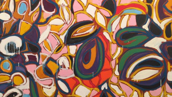 Richmond Burton - Everything Is Early detail 1997