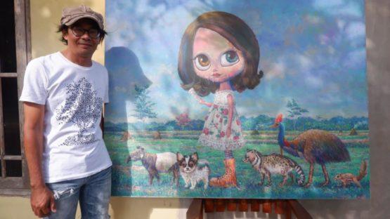 Riki Antoni - portrait