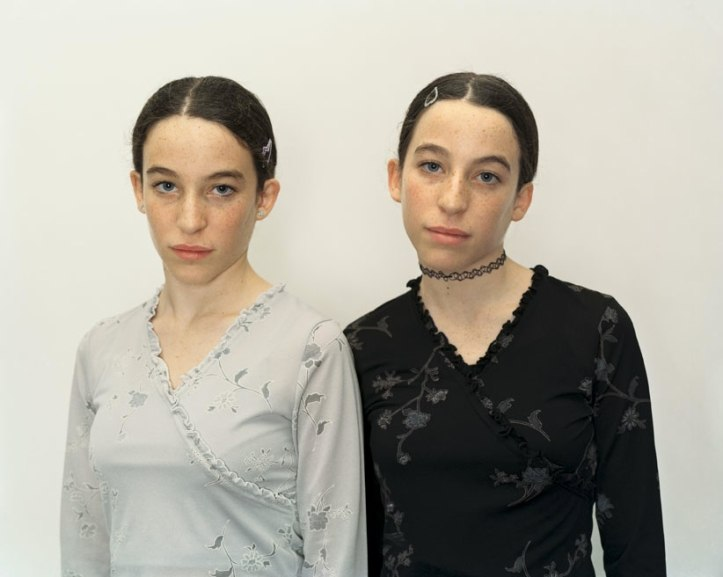 Rineke Dijkstra -Chen and Efrat