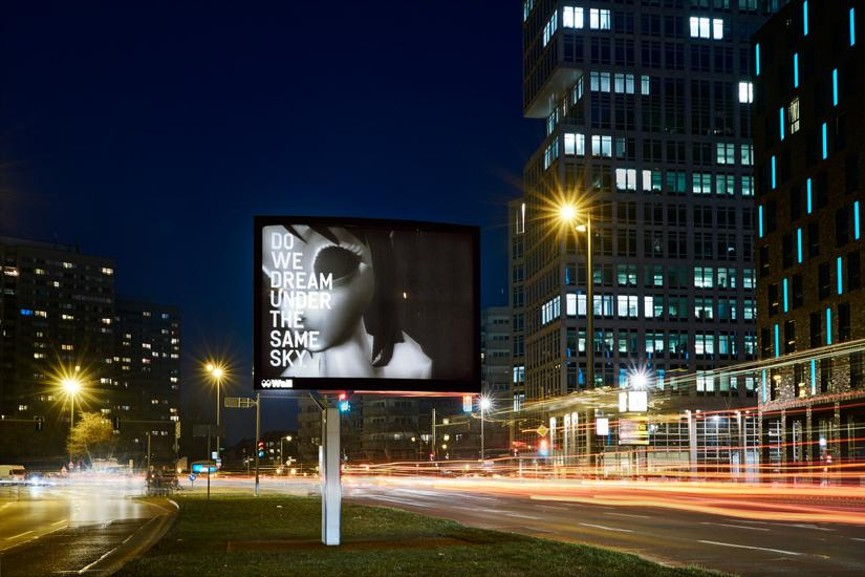 Rirkrit Tiravanija - Berlin Billboards, 2015, courtesy of Galerie Max Hetzler