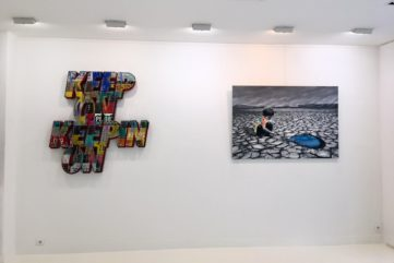 Galerie Geraldine Zberro Marks the Summer End with a Marvelous Street Art Show!