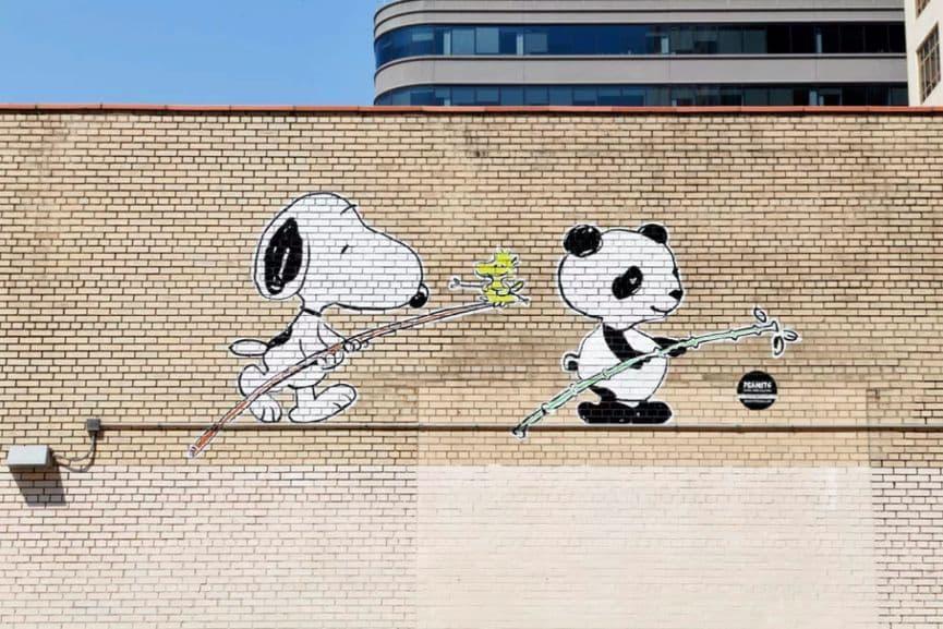 Rob Pruitt Mural