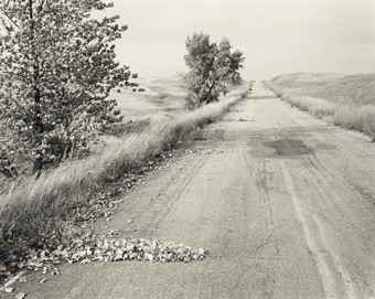 Robert Adams-Nebraska State Highway-1978