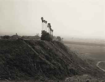 Robert Adams-New Development on what was a Citrus Growing Estate, Highland, California-1983