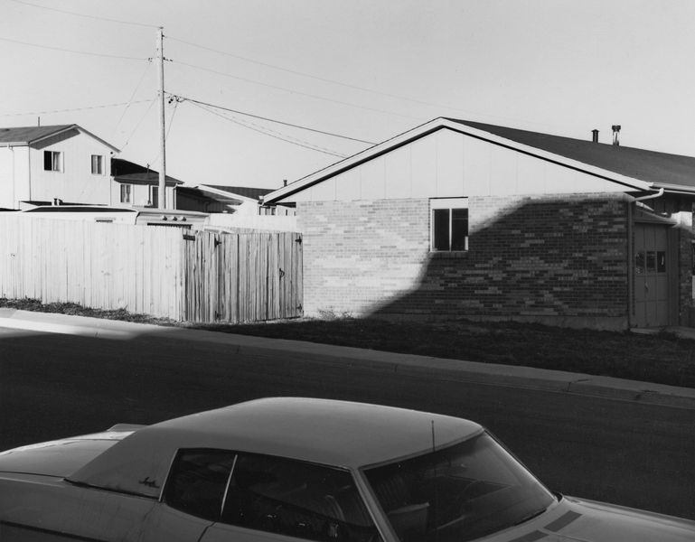 Robert Adams - Untitled, 1973
