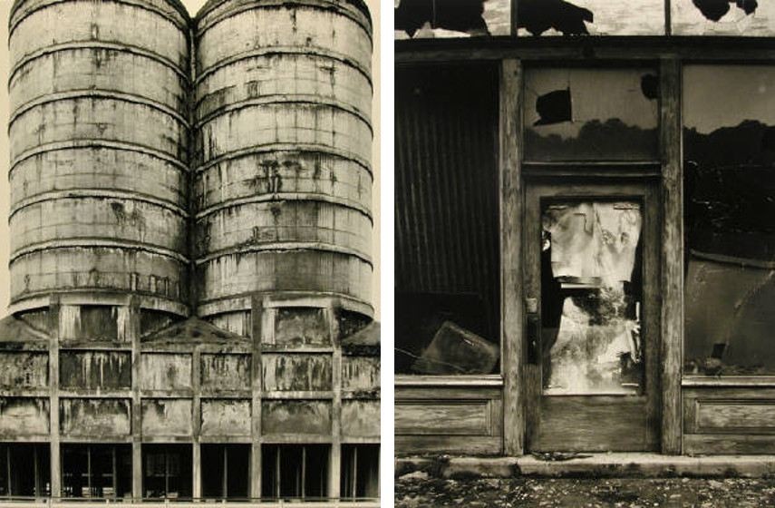 Robert Bourdeau - Lorraine, France, 1999 [3] (Left), West Virginia, USA, 1993 [2] (Right)