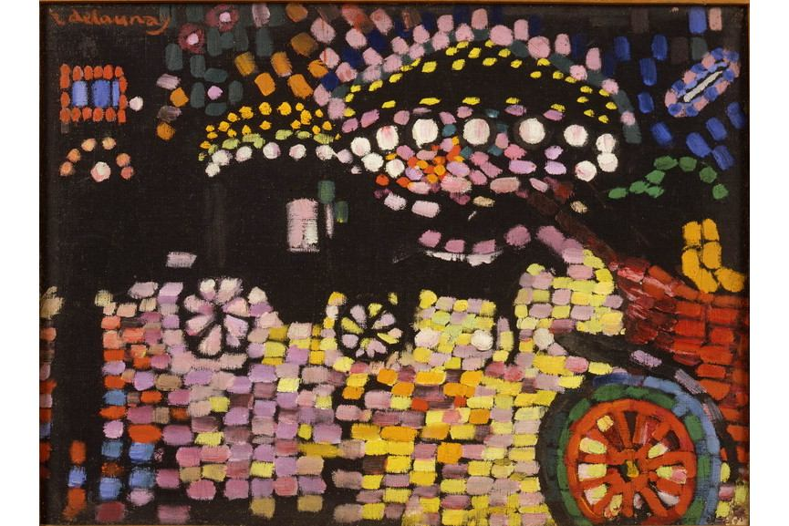 Robert Delaunay - Nightscape
