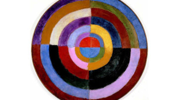 Robert Delaunay - Premier Disque, 1912-1913