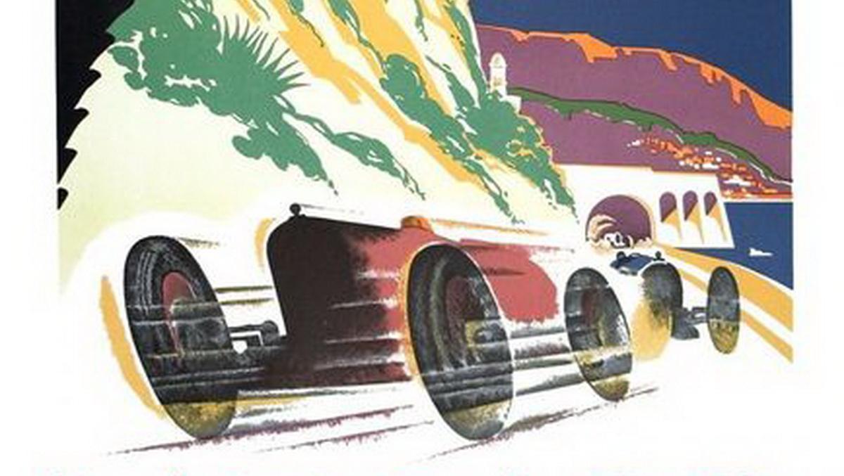 Robert Falcucci - Monaco Grand Prix