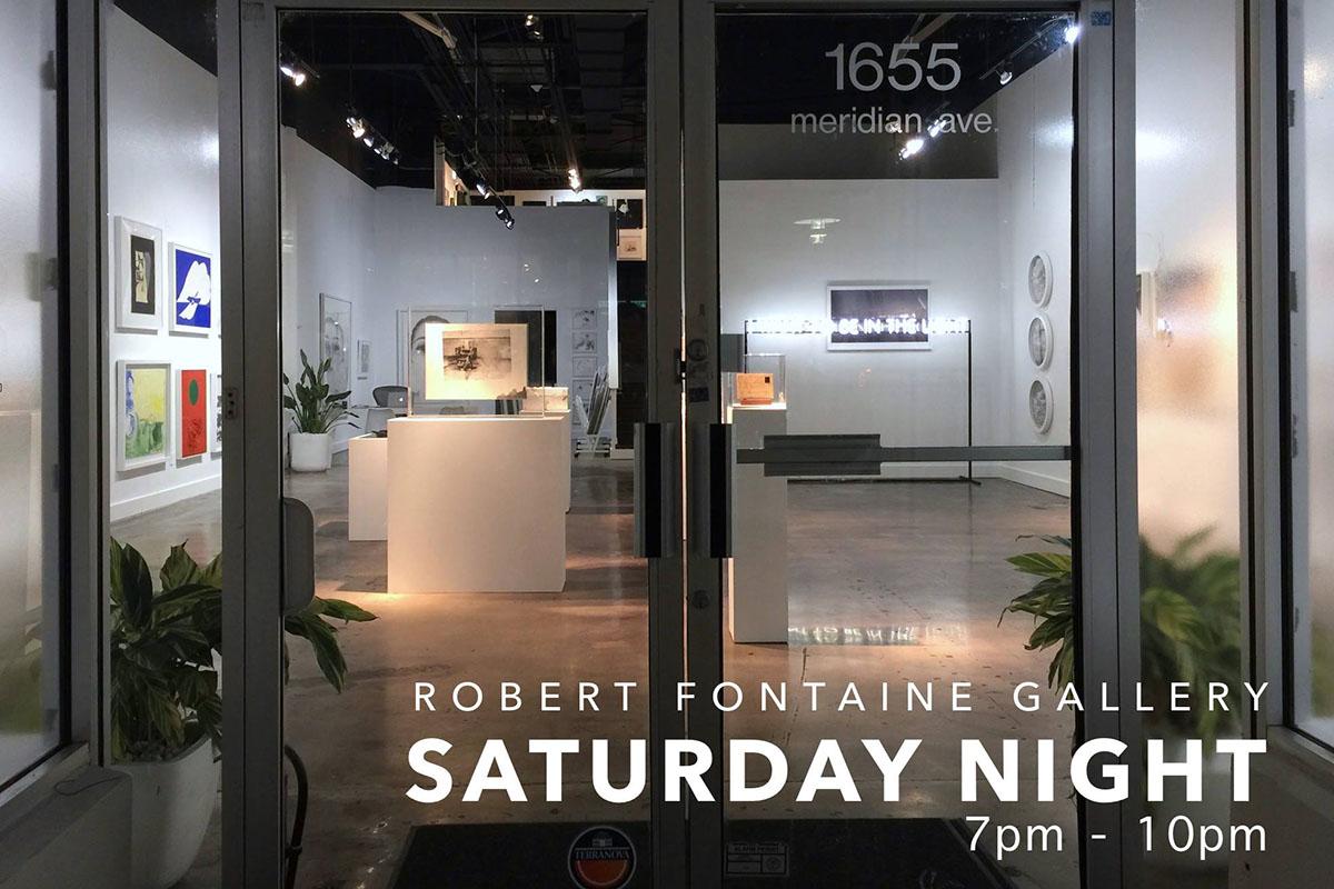 Robert Fontaine Gallery Pop-Up
