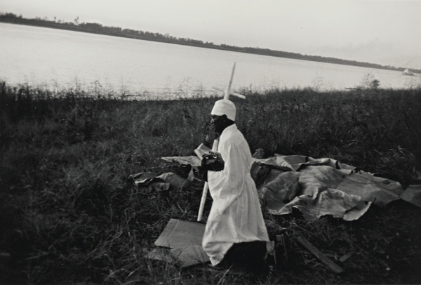 Robert Frank-Baton Rouge (Mississippi River, Baton Rouge, Louisiana)-1955