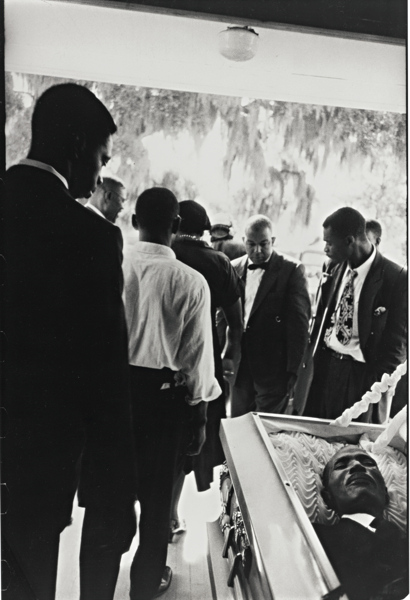 Robert Frank-Beaufort S. C. (Funeral - St. Helena, South Carolina)-1955