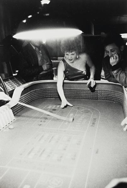 Robert Frank-Casino - Elko, Nevada-1956