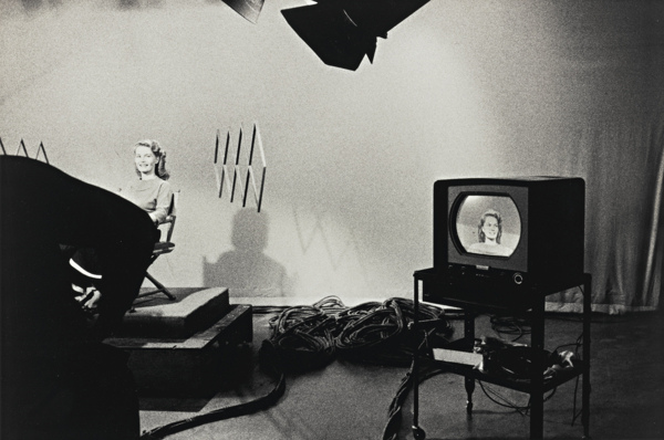 Robert Frank-Cbs Studio, Hollywood (Television Studio - Burbank, California)-1956