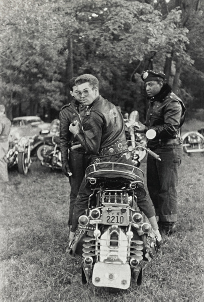 Robert Frank-Fishkill N. Y. (Newburgh)-1955