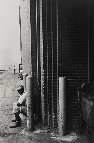 Robert Frank-Ford River Rouge Plant (Factory - Detroit)-1955