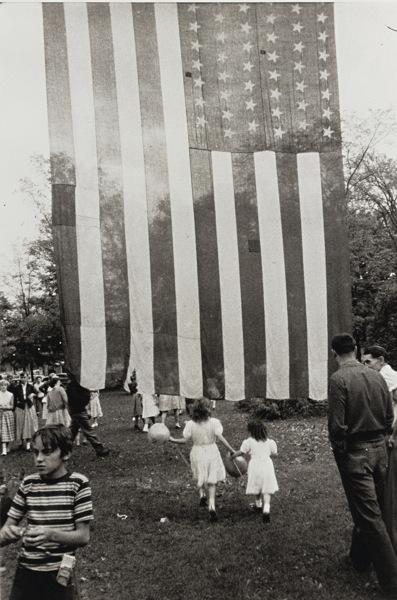 Robert Frank-Jay, N. Y. (Fourth Of July)-1956