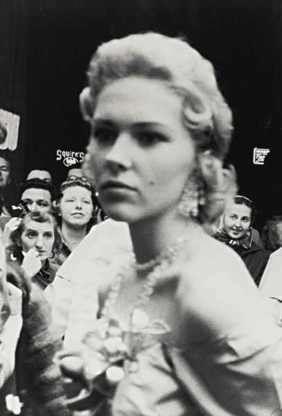 Robert Frank-Movie Premiere - Hollywood-1955