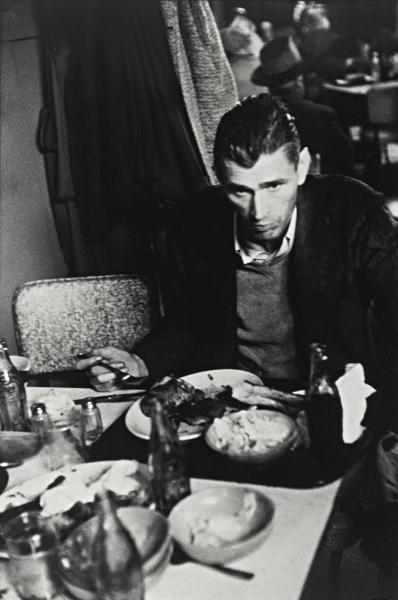 Robert Frank-San Francisco (Cafeteria)-1956