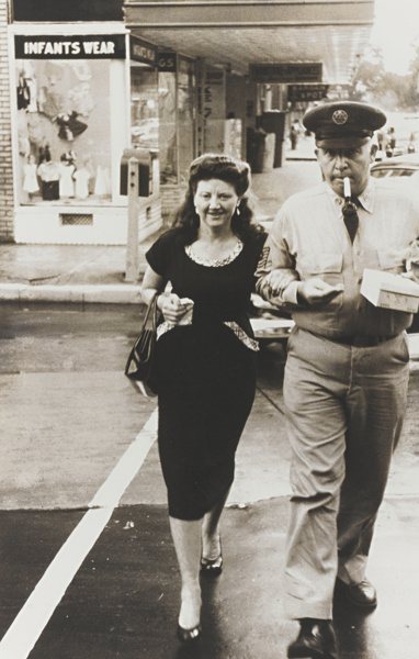 Robert Frank-Savannah, Georgia-1955