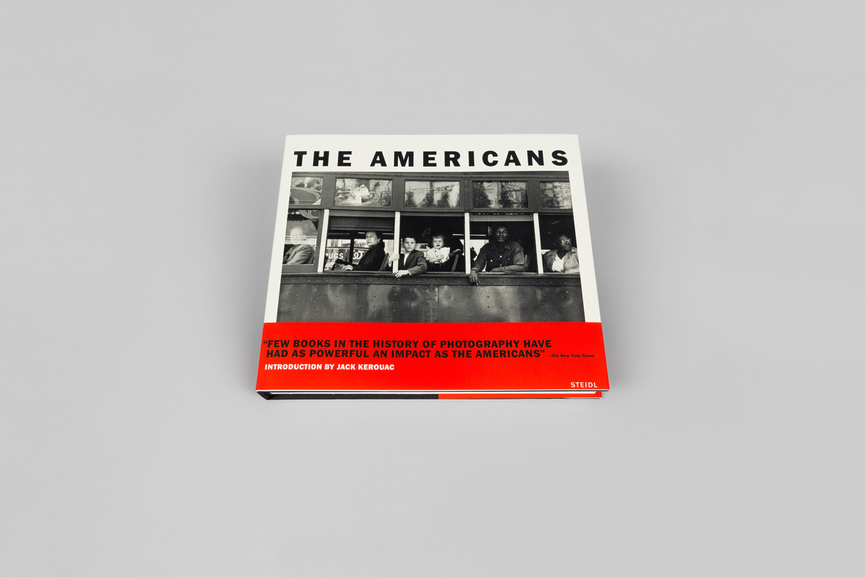 photography books, Robert Frank - The Americans