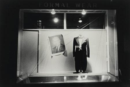 Robert Frank-Washington, D. C. (Store Window)-1957
