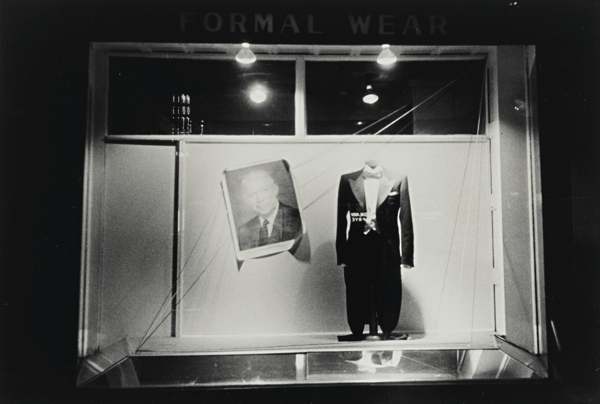Robert Frank-Washington, D. C. (Store Window)-1957