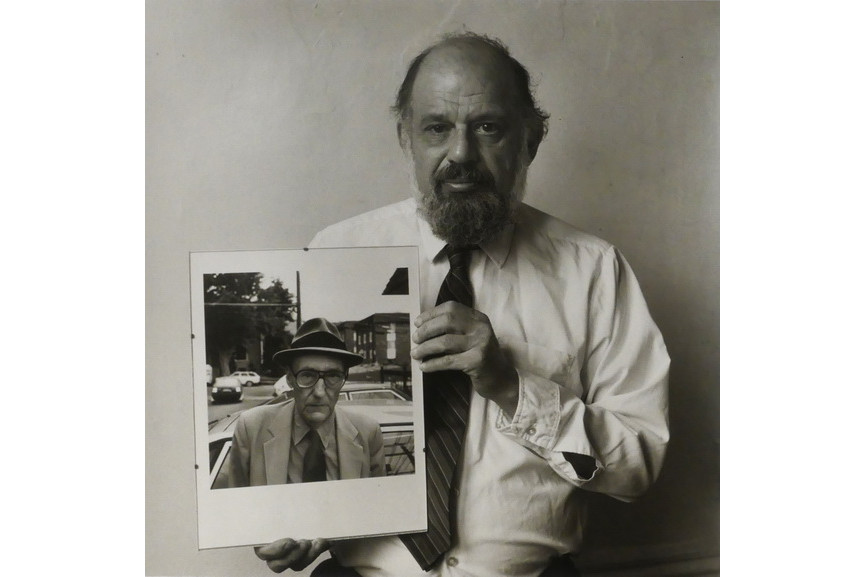 Robert Giard - Allen Ginsberg William Burroughs