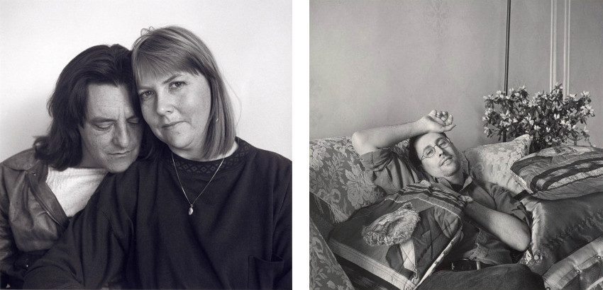 Robert Giard - portrait work contact fellowship project