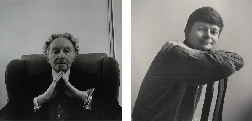 Robert Giard - portrait work, contact Yale fellowship project