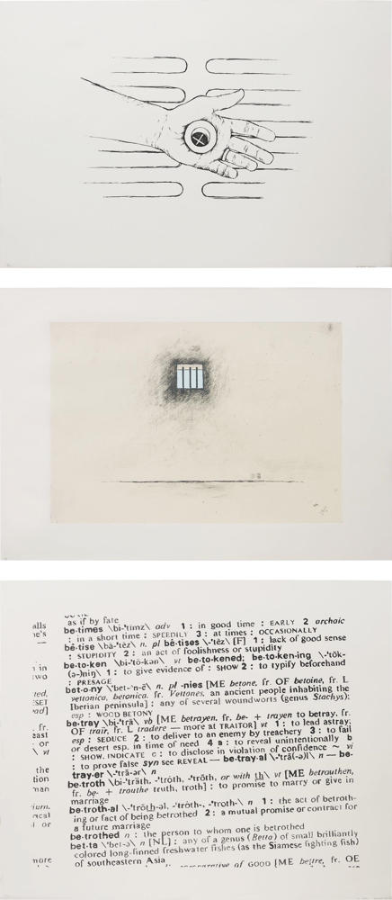 Robert Gober-Three Works: Untitled-2000