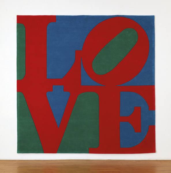 Robert Indiana-Classic Love-1995