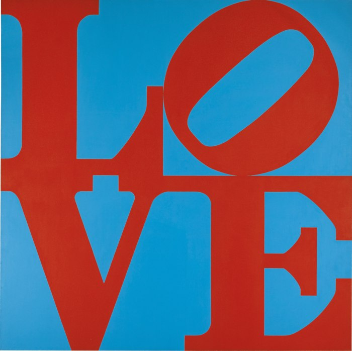 Robert Indiana-Love-1967