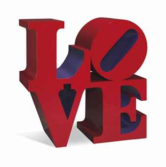Robert Indiana-Love-1980
