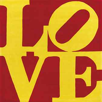 Robert Indiana-Spanish Love-2006