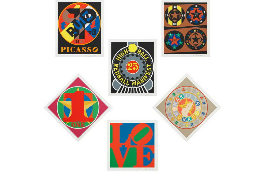 Robert Indiana - The American Dream