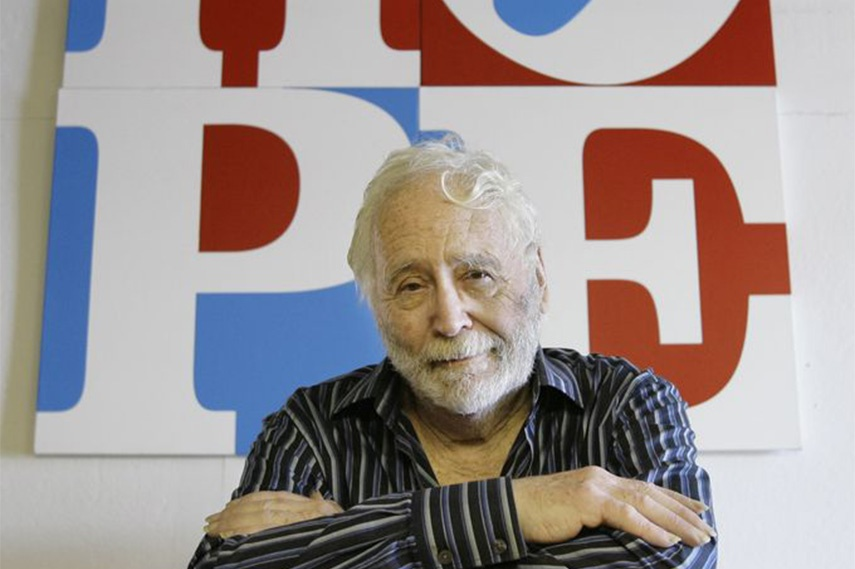 Robert Indiana peter oldenburg use