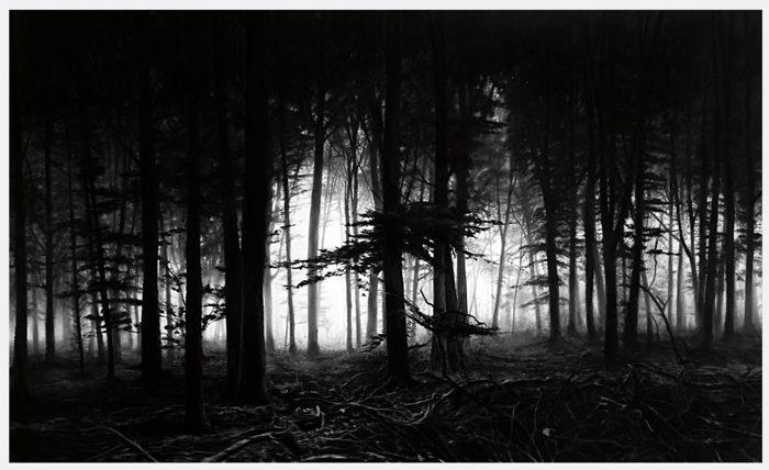 Robert Longo-Forest of Doxa-2014